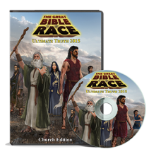 Great Bible Race Church Edition (DOWNLOAD ONLY PC)