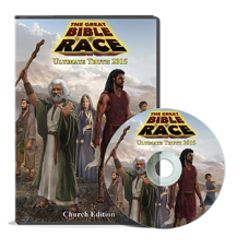 Great Bible Race African American Edition (DOWNLOAD ONLY PC)