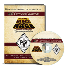 Great Bible Race Pentecostal Assemblies of the World Edition (DOWNLOAD ONLY PC)