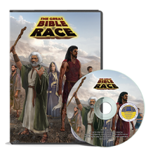 Great Bible Race Progressive National Baptist Edition  (DVD)