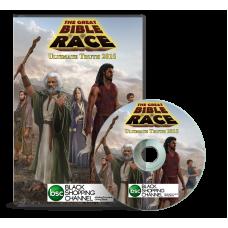 Great Bible Race Black Shopping Channel  (DVD)